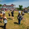 July 4, 2020 Memorial Park, Bayfield, Wisconsin