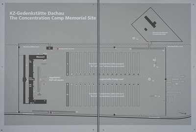 Memorial Site diagram