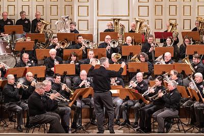 Mozarteum Concert - Dr. McDavid conducting