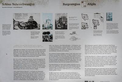History of Hohenschwangau