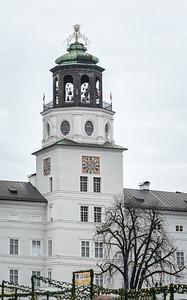 Salzburg Carillon (er, Glockenspiel) - ringing since 1704