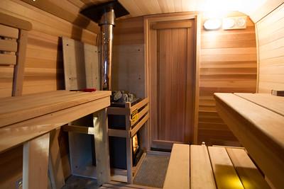 Silicon Sauna - Kivien Kastajaiset