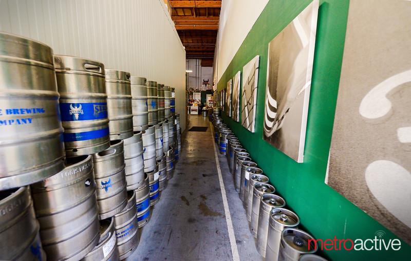 Strike Brewing Company