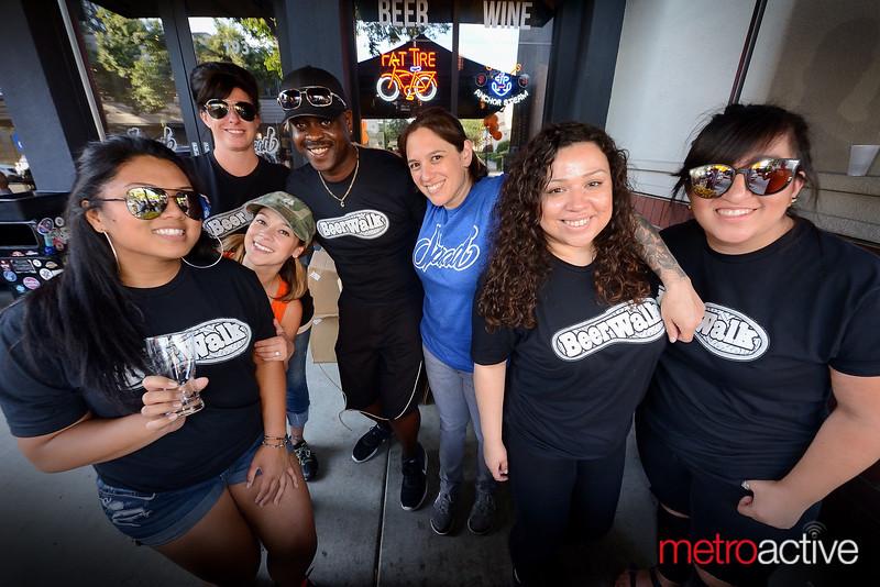 Ciderwalk - Downtown Campbell (Beerwalk & Ciderwalk Staff)