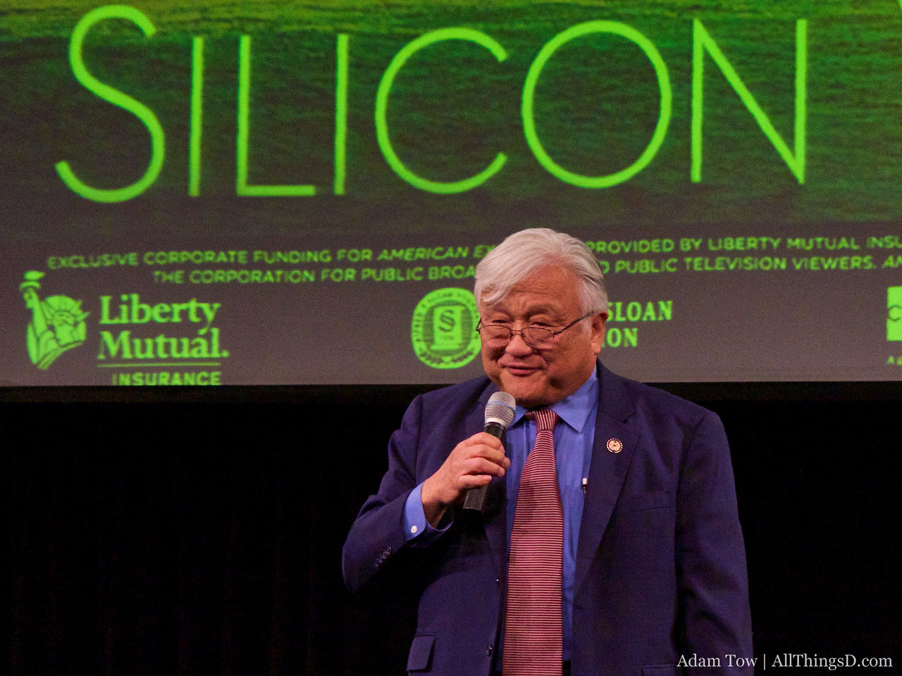 Congressman Mike Honda was in the house.