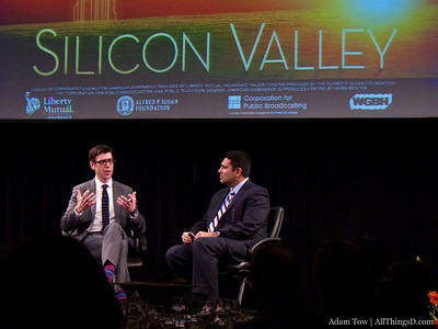 Hari Sreenivasan and Randy MacLowry talk about the Silicon Valley documentary.