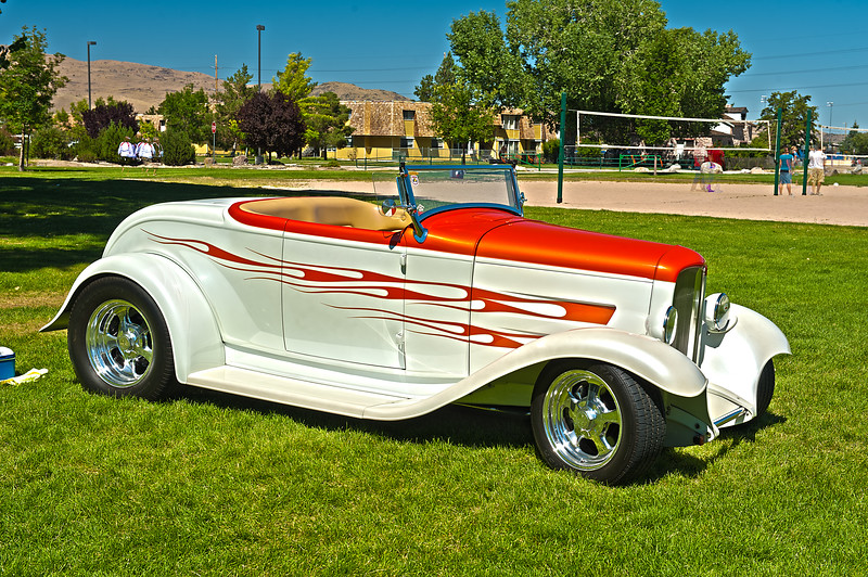 Ford - 9 - HDR