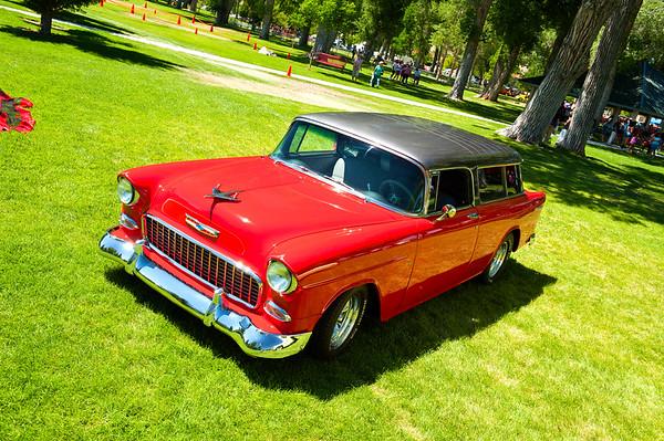 Silver Dollar Classic Car - Show Winners