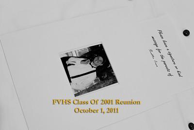 FVHS 10 Year Reunion