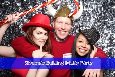 Silverman Building Neighbor Holiday Party - 12/7/16