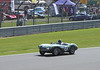 Aston Martin DB3S at RAC Woodcote Trophy for Pre-56 Sports cars Silverstone Classic 22 July 2012