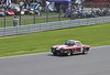 Corvette C1 driven by Chris Drake at  RAC Tourist Trophy for Historic Cars (pre-63 GT) Silverstone Classic July 22 2012