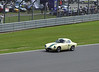 1961 Lotus Elite S2 at RAC Tourist Trophy for Historic Cars (pre-63 GT) Silverstone Classic July 22 2012
