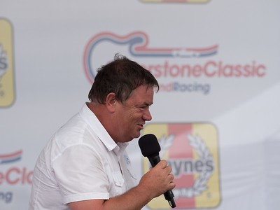 Mike Brewer - Silverstone Classic 2018