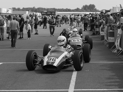 1963 Cooper T65- Silverstone Classic 2018
