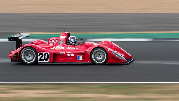 2007 Pilbeam MP93 - Pierre Bruneau - Silverstone Classic 2018