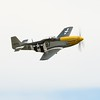 Silverstone Classic 2014 - Ferocious Frankie P51D Mustang