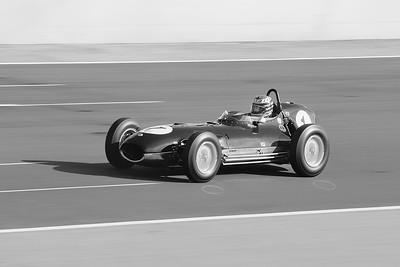 Silverstone Classic 2014 -1959 Lotus 368