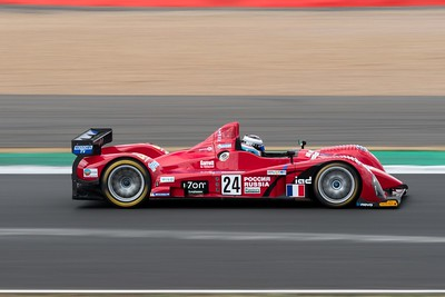 2007 Courage LC75 Chris Hoy - Silverstone Classic 2018