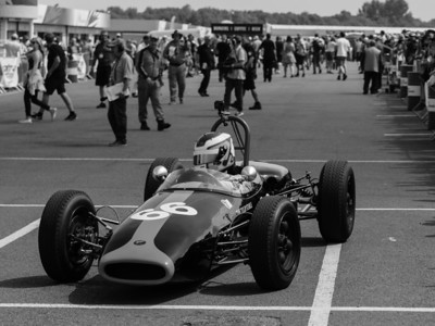 1962 Brabham BT2 - Silverstone Classic 2018