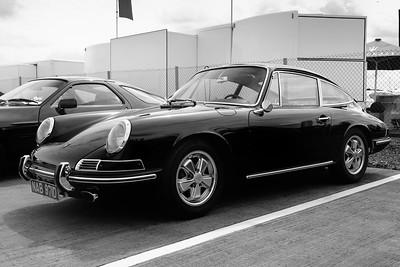 Porsche amongst Porsches 3 - Silverstone Classic 2016