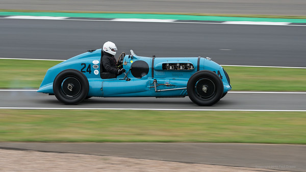 Number 24 - Silverstone Classic 2019