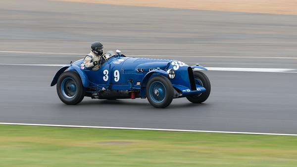 1926 Bentley 3-8 - Llewellyn - Silverstone Classic 2019