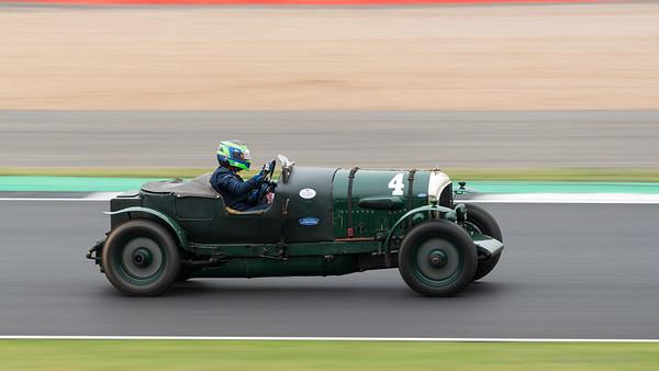 1926 Bentley 3-4 5 - Morley 2 - Silverstone Classic 2019