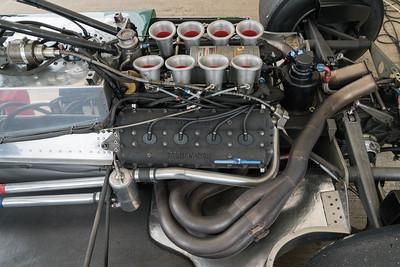 Williams FW07B 1980 - Cosworth Engine- Silverstone Classic 2018