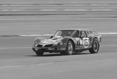 1962 Ferrari 250 GT Breadvan - Halusa  -  Silverstone Classic 2017