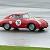 1958 Porsche 356A Super Ian Clarke Steve Wright Silverstone Classic 2015