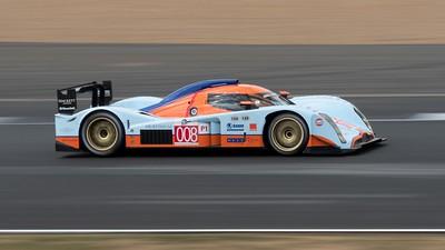 2008 Lola Aston DBR1-2  - Silverstone Classic 2018