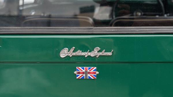 Austin of England -  Silverstone Classic 2018