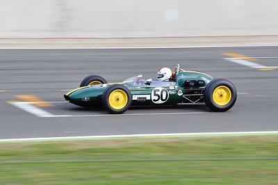 Silverstone Classic 2014 - 1962 Lotus 24