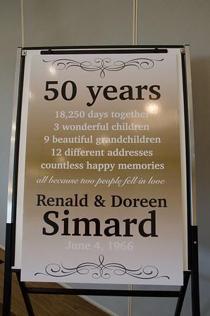 Simard's Anniversary