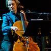 Lisa Holstad on cello