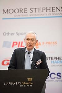 Moore Stephens Reception during Singapore Maritime Week 2017 at Marina Bay Sands