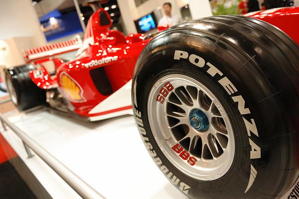 Singapore Motor Show 2006 (Cars)