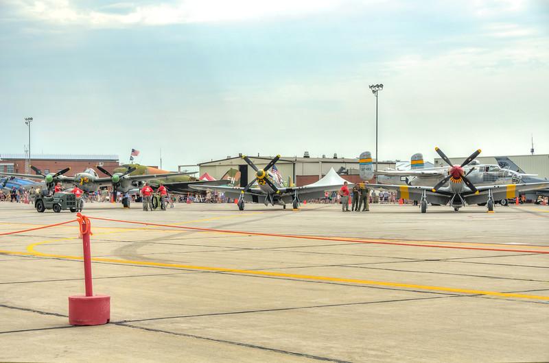 Combat Propellers