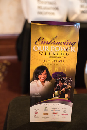 Sisterpreneuer, Inc: Embracing Our Power 6.2017