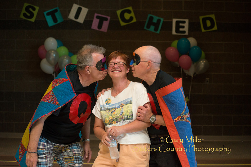 Stitched, The Film - A Sisters Outdoor Quilt Show Fundraiser on July 9, 2013 at the Sisters High School - Copyright  © 2013 Gary N. Miller - Sisters Country Photography