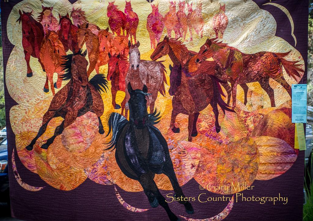Vision of Horses - June Jaeger