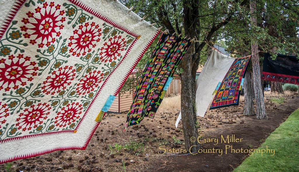 garymiller Photo Keywords: outdoor quilt show : quilt photography - Adamdwight.com