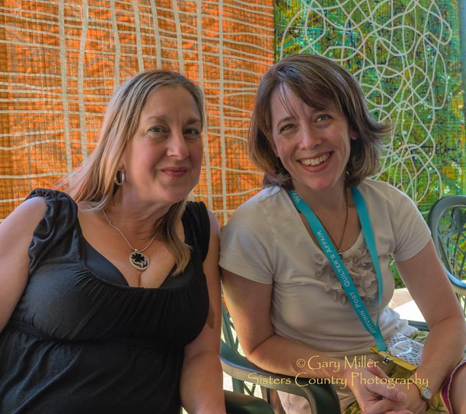 Instructors Maria Shell & Deborah Boschert