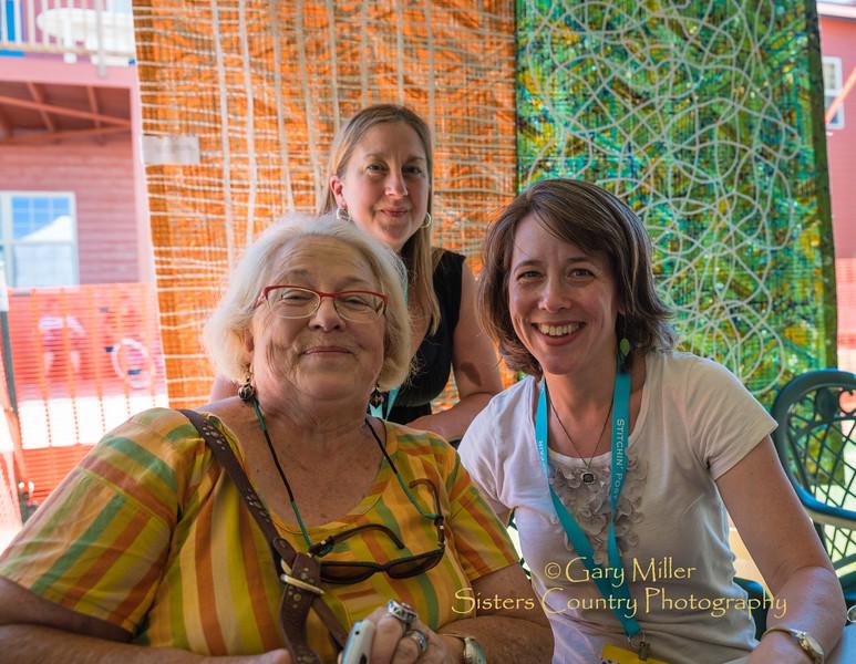 Rosalie Dace, Maria Shell & Deborah Boschert