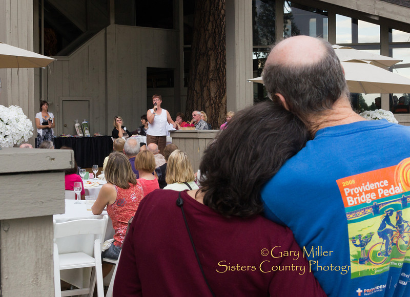 Sisters Quilt Show Volunteer Appreciation Party 2012 - Black Butte Ranch - Gary N. Miller - Sisters Country Photography