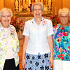 Submitted photo<br /> Sisters Helen Eckstein (from left), Rose Marie Weckenmann and Agnes Willhelm are 60-year Jubilarians.