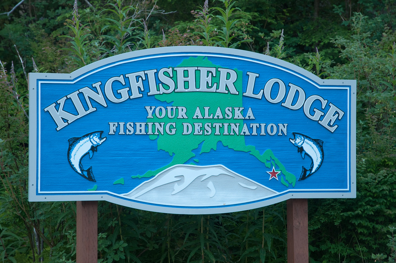 Another enjoyable trip to the Kingfisher Lodge