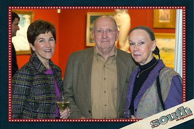 Carolyn & Daryl Brown, Linda McWhorter