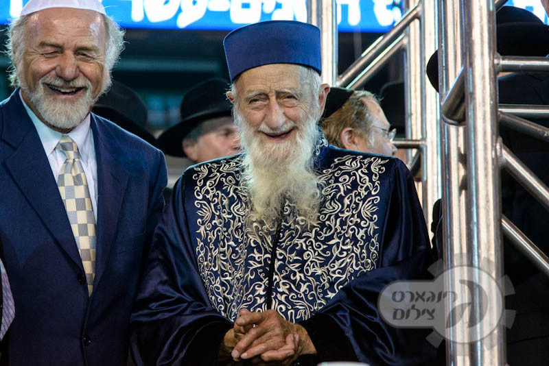 Rabbi Yaakov Kassin, chief rabbi of the Syrian community, and rabbi of Congregation Shaare Tzion, on Ocean Parkway
